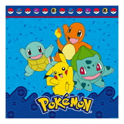 "Pokemon Kids Bathroom Decorative Fabric Shower Curtain, 72"" x 72"
