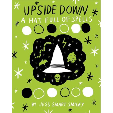 Upside Down (Book Two): A Hat Full of - Spell Books For Halloween
