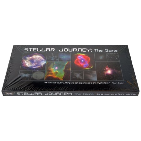 Stellar Journey The Game Adventure in Time and Space Solar System Game Solar System Board Game