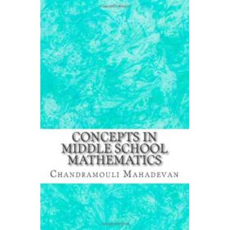 Concepts in Middle School Mathematics - eBook
