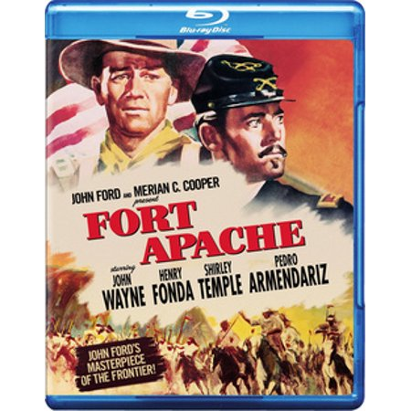Fort Apache (Blu-ray)](Apache Headress)