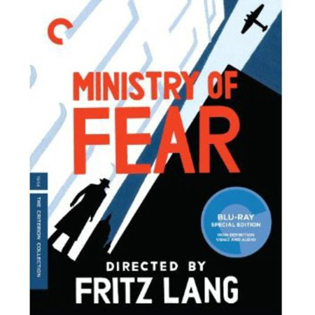 Ministry Of Fear  Criterion Collection   Blu Ray