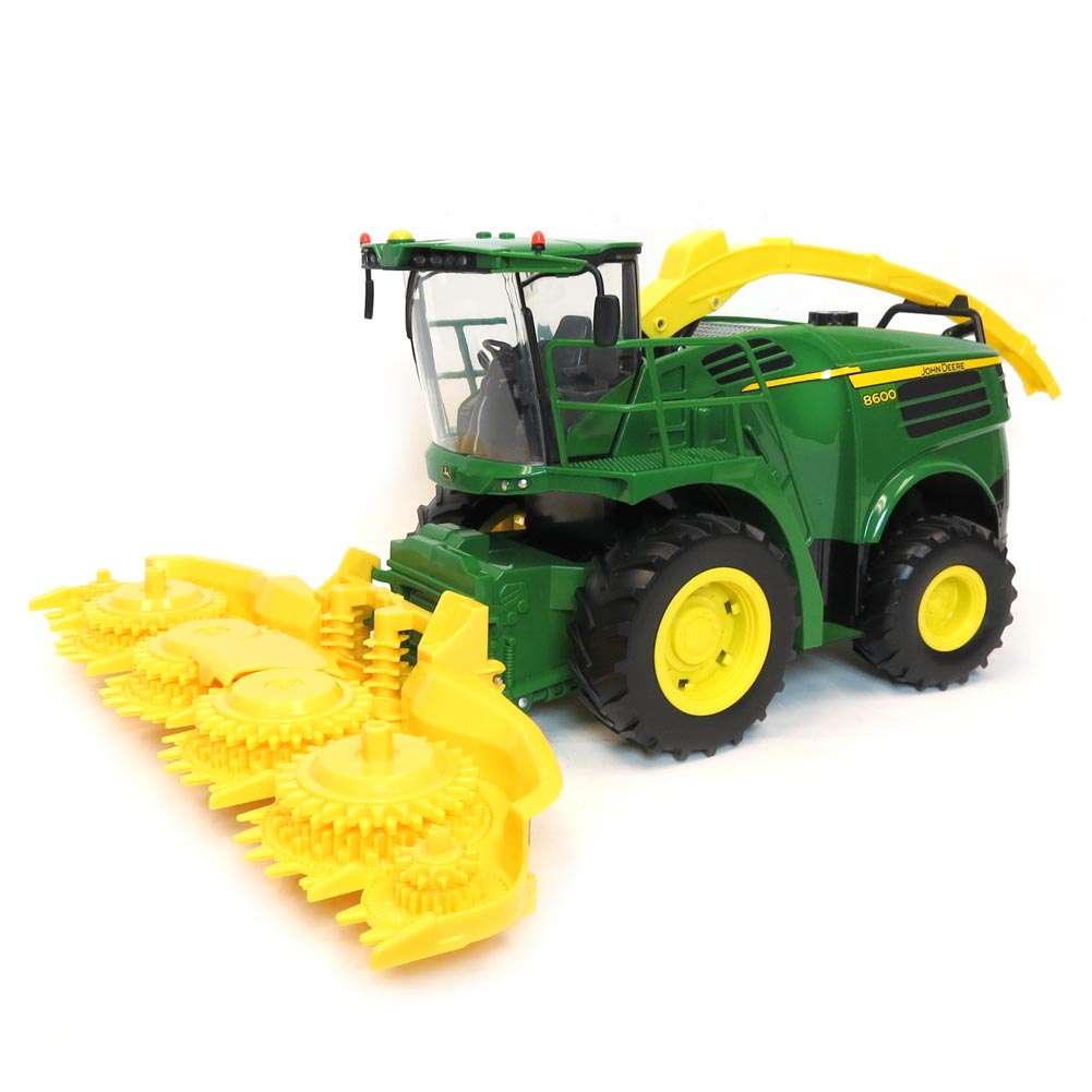 TOMY ERTL John Deere Big Farm 8600 Self-Propelled Forage Harvester