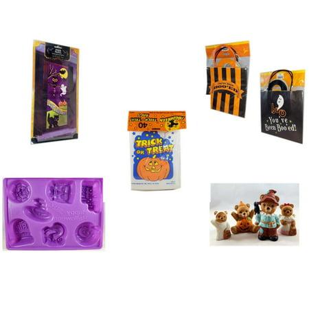 Halloween Fun Gift Bundle [5 Piece] - Happy  Door Panel -