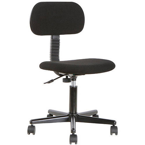 office chairs at walmart. Mainstays Fabric Task Chair, Black Office Chairs At Walmart