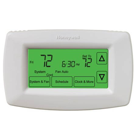 Honeywell RTH7600D1030/E1 7 Day Programmable Thermostat 1 Day Electronic Programmable Thermostat