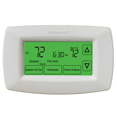 Honeywell RTH7600D1030/E1 7 Day Programmable Thermostat