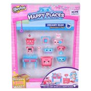 Shopkins Happy Places Decorator Pack, Bear Bedroom