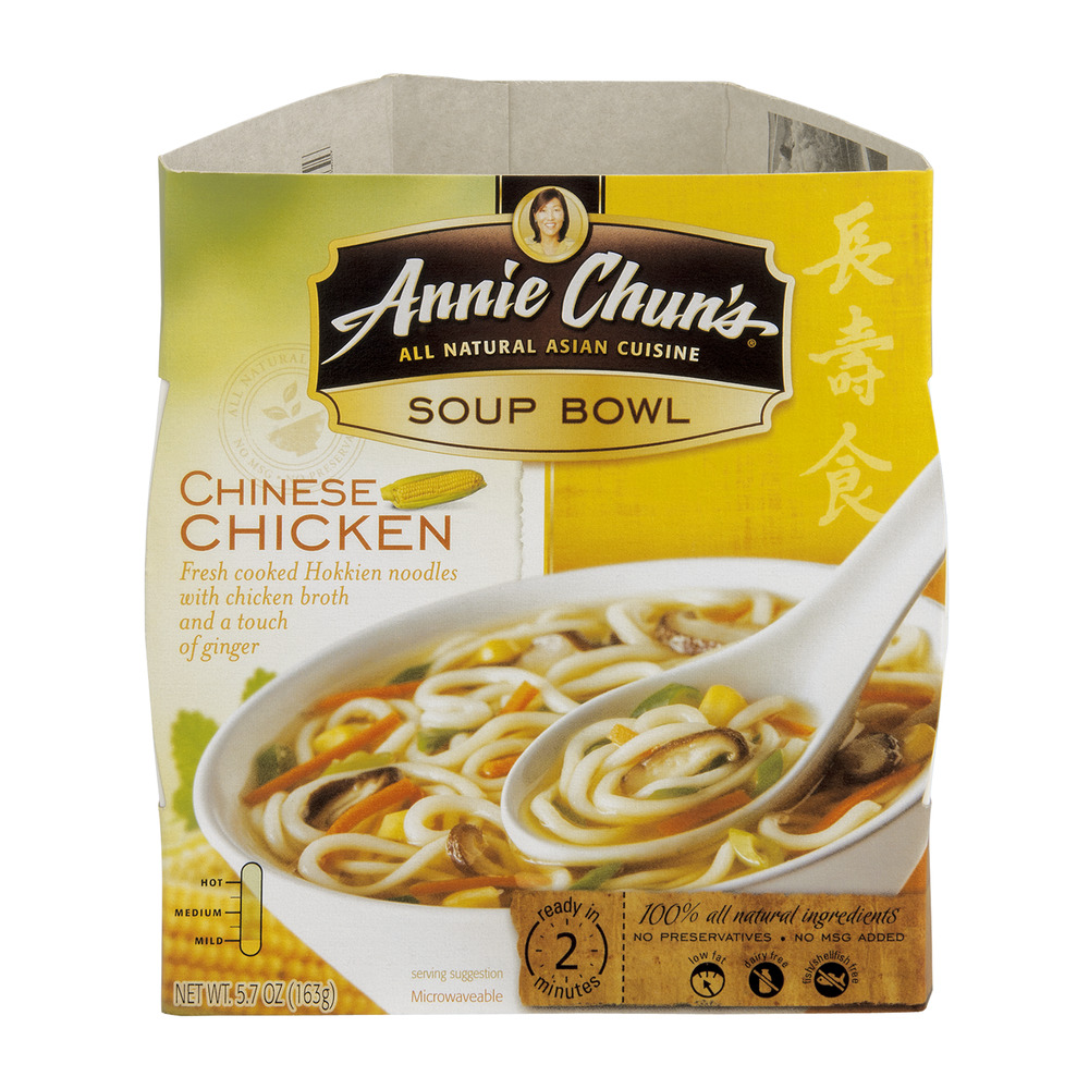 Annie Chun's Soup Bowl Chinese Chicken, 5.7 OZ
