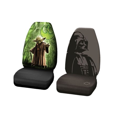 Keep Your Seats Clean with Star Wars Darth Vader Seat Covers](Star Wars Seal)