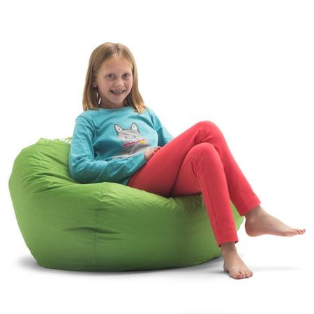Pleasant 98 Big Joe Round Bean Bag Chair Multiple Colors Inzonedesignstudio Interior Chair Design Inzonedesignstudiocom