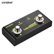 CUVAVE Cube Turner Wireless Page Turner Pedal Built-in Battery Supports Looper Connection Compatible with Android Tablets Smartphones