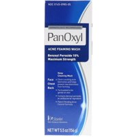 6 Pack - PanOxyl 10% Acne Foaming Wash 5.5 oz