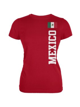 92ed5cf6d7f Product Image World Cup Mexico Red Juniors Soft T-Shirt