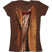 Classic Womens T-Shirt 11Th Doctor Costume