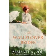 The Wallflower Brides - eBook