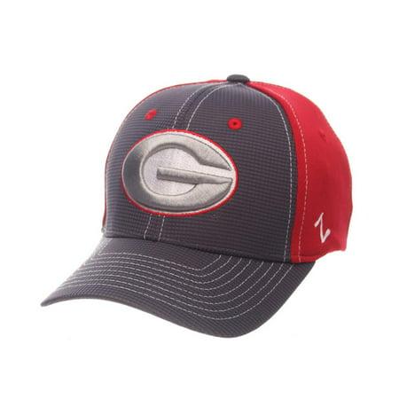 Zephyr Georgia Bulldogs UGA Fitted Hat - Walmart.com 2fd3c94f7f8