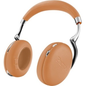 Parrot Zik 3 Noise Canceling Bluetooth Headset w/ Wireless Charger - Camel
