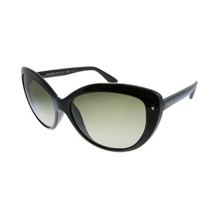 Prada PR 16SS DHO1X1 57mm Womens Cat-Eye Sunglasses