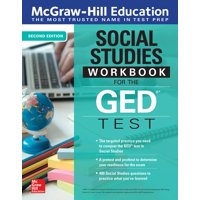 McGraw-Hill Education Social Studies Workbook for the GED Test, Second Edition (Paperback)