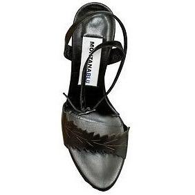 Claude Montana Blu A102 Beby Kid High Heel Sandal Womens ...