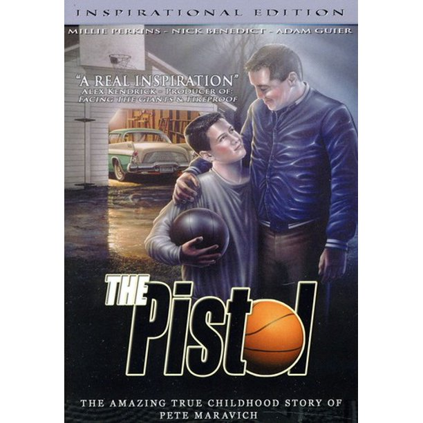 The Pistol: The Birth of a Legend (DVD)