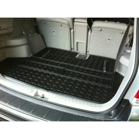 Highlander Cargo (OEM 2011-2013 Toyota Highlander All Weather Cargo Tray PU550-48110-01 )
