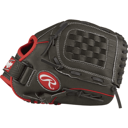 Rawlings Mark of a Pro Light Youth Baseball Glove, Basket-Web (Web Baseball Glove)