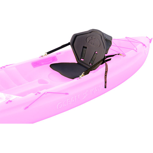 Surf to Summit Outfitter Tall Back Kayak Seat with Standard Pack, Black