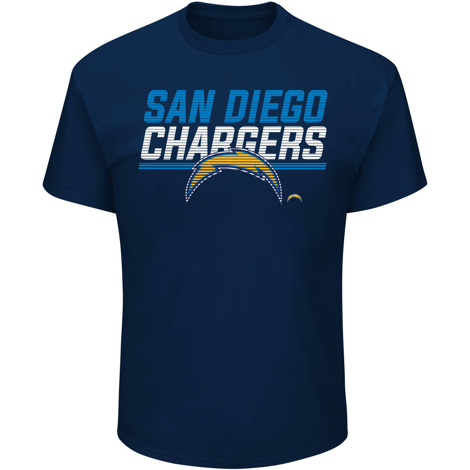 NFL San Diego Chargers Big Men's Basic Tee