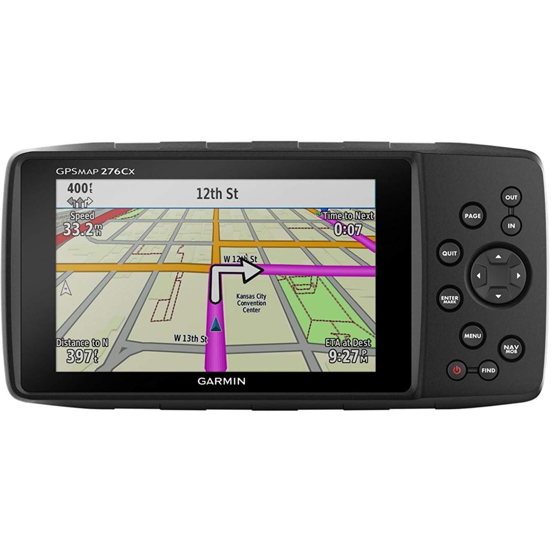 "Garmin 100160705 GPS-HH, GPSMAP 276Cx, 5"", Auto Bundle"