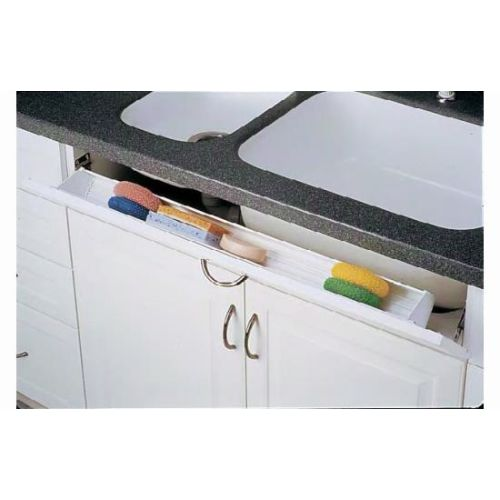 Rev-A-Shelf 6571-36 36 Inch Wide Sink Front Tip-Out Tray from the 6551 Series
