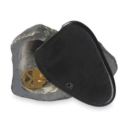 Lucky Line Products 90691 Brown Key Rock Hider