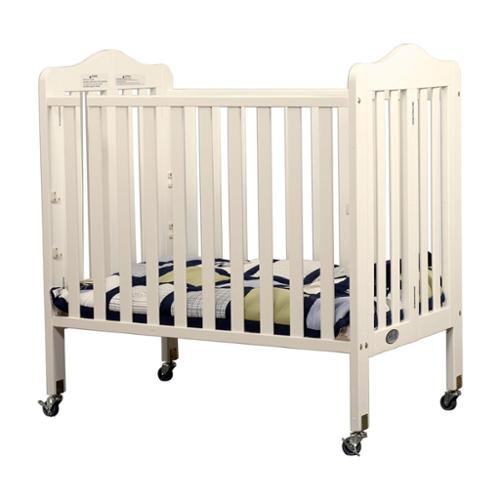 Orbelle Baby Infant 'Noa' 3-level Portable Crib French White by Orbelle Trade