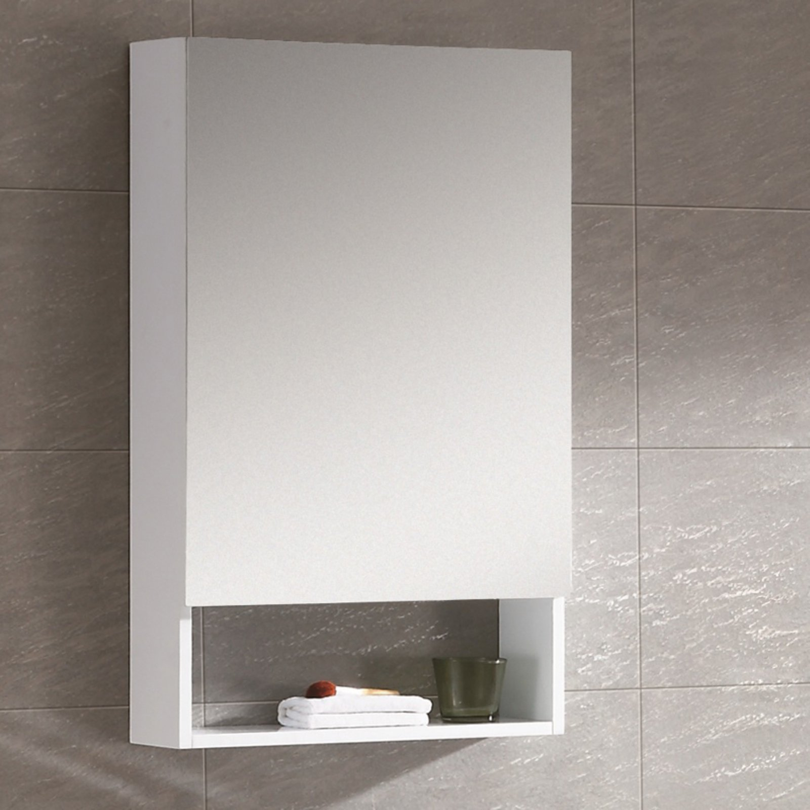 Fine Fixtures Greenpoint 20 in. Surface Mount Medicine Cabinet
