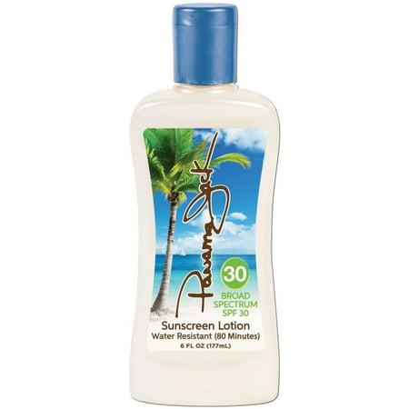 6 Pack - Panama Jack Sunscreen Lotion SPF 30 6 oz