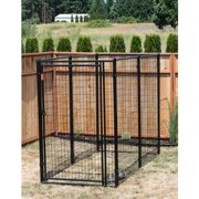 Lucky Dog 6`H x 4`W x 8`L Modular Kennel