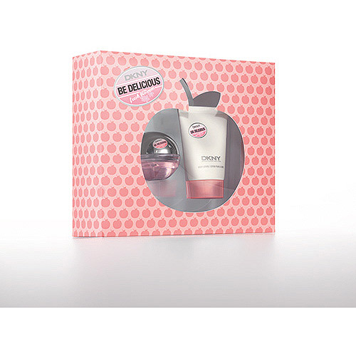 DKNY Be Delicious Fresh Blossom Fragrance Gift Set for Women, 2 pc