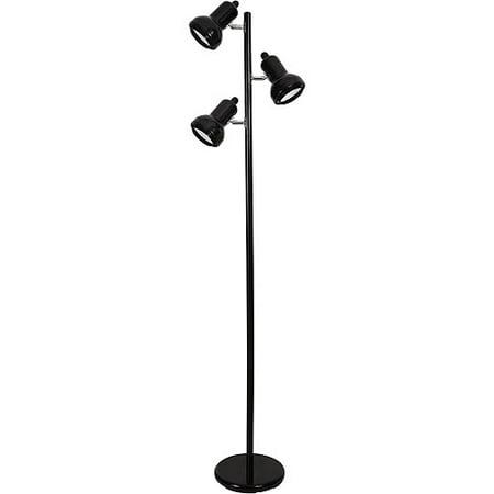 Tensor incandescent track tree floor lamp walmartcom for Track tree floor lamp white