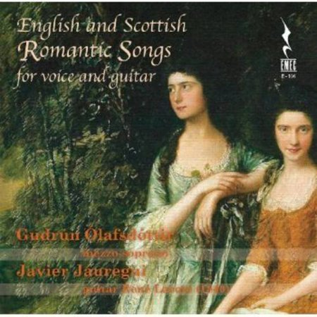 English & Scottish Romantic Songs for Voice