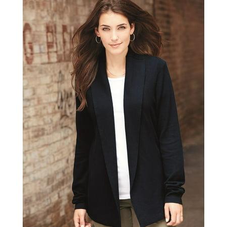 Weatherproof Vintage Women's Cotton Cashmere Cardigan