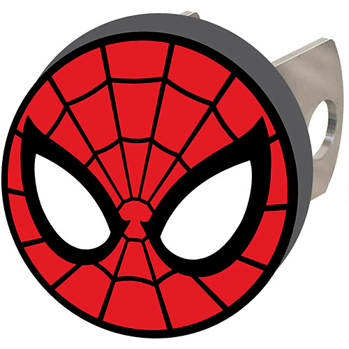Plasticolor Hitch Cover, Marvel Spider-Man
