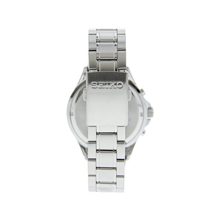 Seiko SKS627 Silver Stainless-Steel Japanese Chronograph Fashion Watch - image 1 de 2