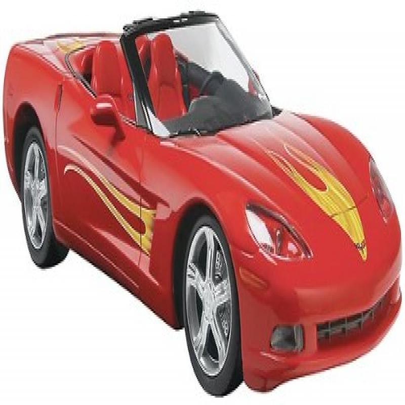 REVELL-MONOGRAM 1:25 '05 Corvette C6 Convertible Car Mode...