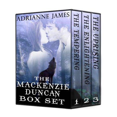 The Mackenzie Duncan Series Box Set - eBook