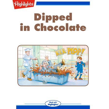 Dipped in Chocolate - Audiobook
