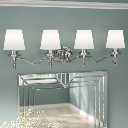 Willa arlo interiors sely 4 light vanity light walmart willa arlo interiors sely 4 light vanity light mozeypictures Images