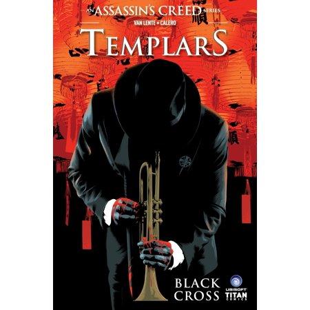 Assassin's Creed: Templars Volume 1: Black Cross (Black Templar Space Marines)