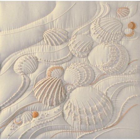 Janlynn Ocean's Edge Candlewicking Embroidery Kit, 14