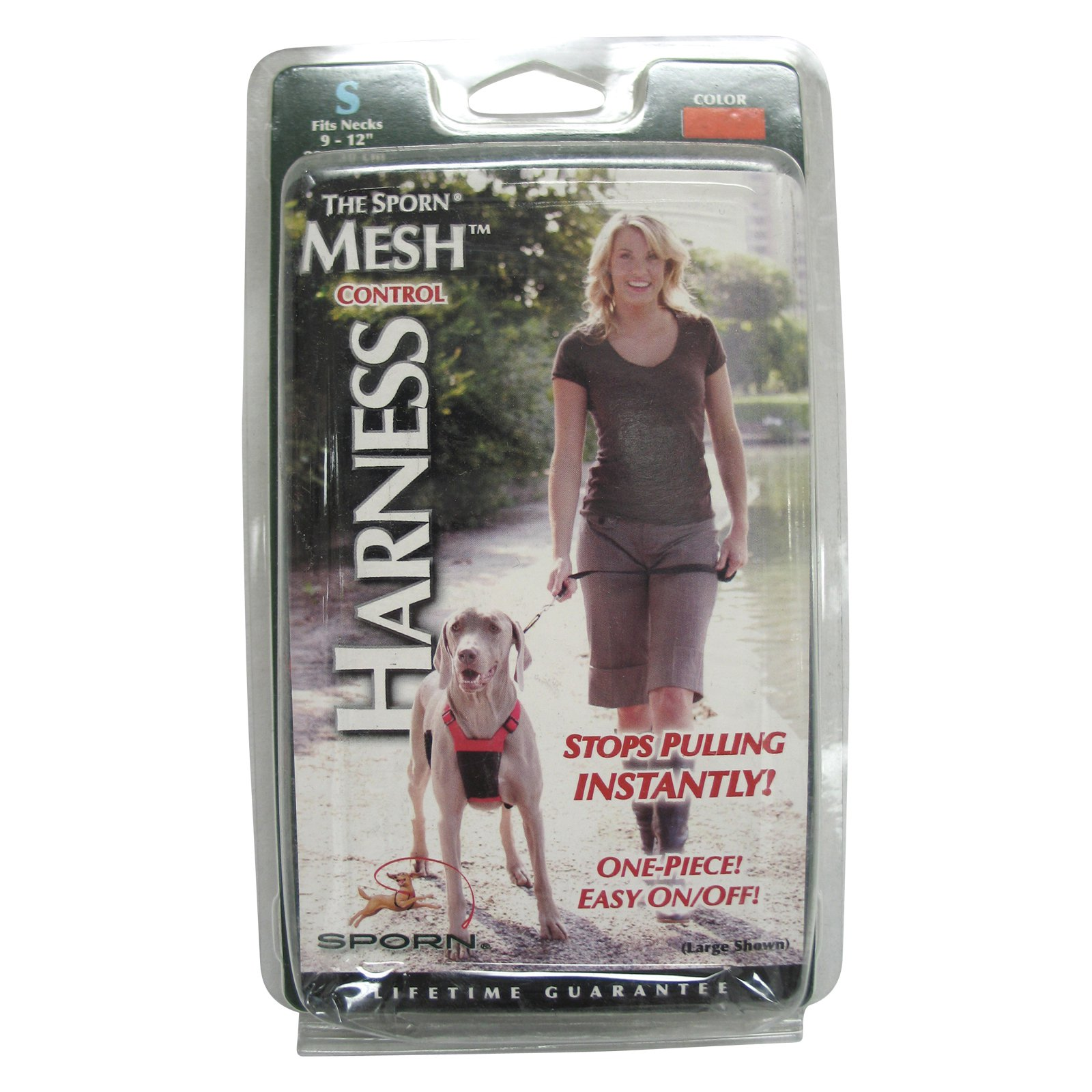 Sporn Products Mesh Anti Pull Harness